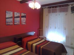 Hostal Victoria,Samos (Lugo)