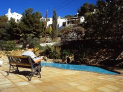 Hostal Posada el Candil La Paratá,Mojácar (Almeria)
