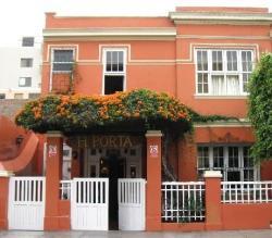 Hostal Porta,Miraflores (Lima)