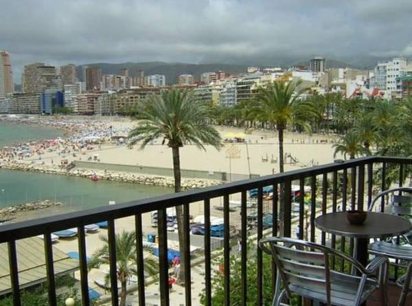Hotel condestable en benidorm espa a ofertas opiniones for Oferta hotel familiar benidorm