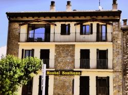 Hostal Sositana,Castejón de Sos (Huesca)