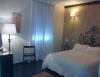 Habitación número 4. planta baja. Cama matrimonio de 135cm. Servicio de tetera gratuito en la habitación.