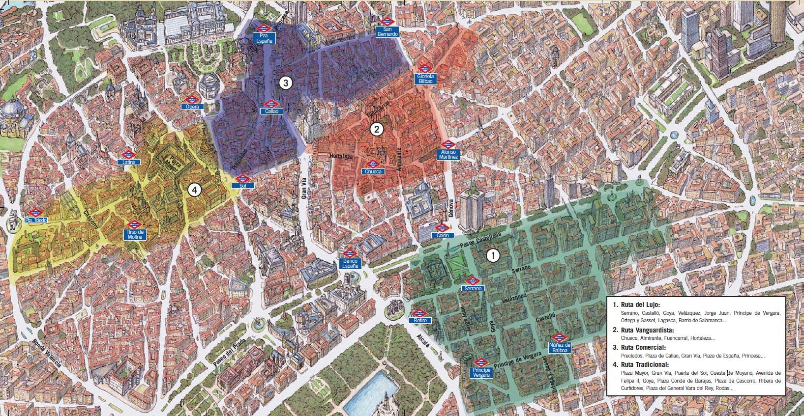 hostales centricos en madrid: