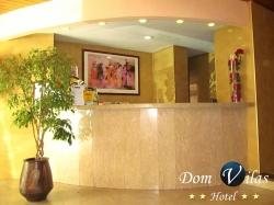 Hotel Dom Vilas,Braga (Norte de Portugal y Oporto)